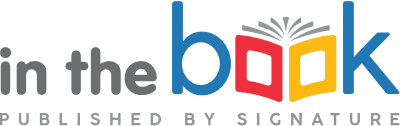 In The Book Logo