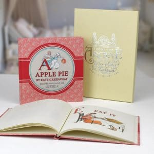 a is for apple pie