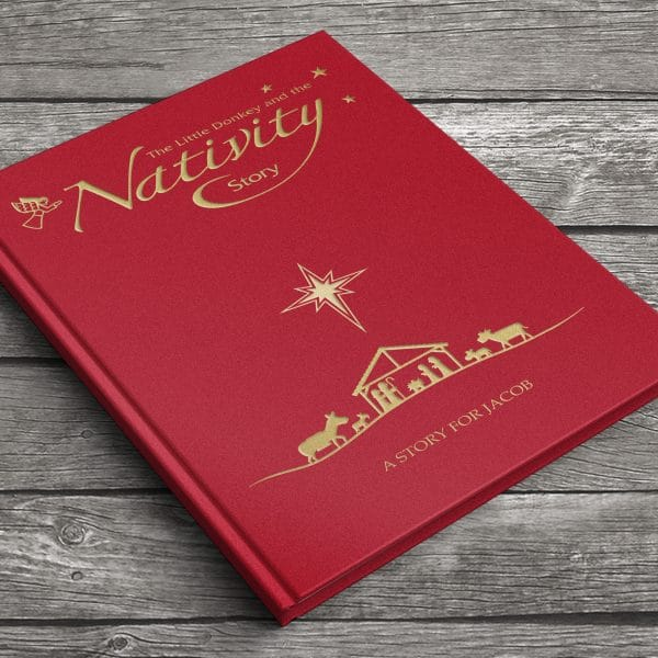 personalised navity book
