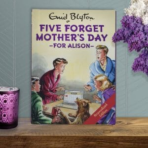 five forget mothers day book