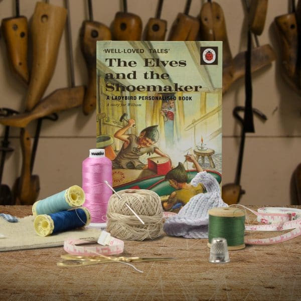 the elves and the shoemaker ladybird