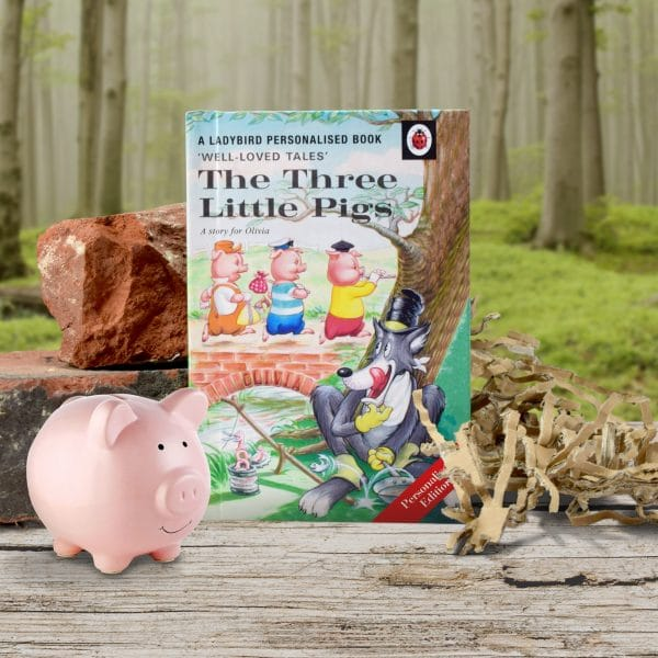 three little pigs ladybird
