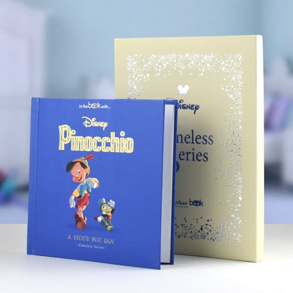 Disney Pinnochio story book