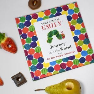 hungry caterpillar journey into the world