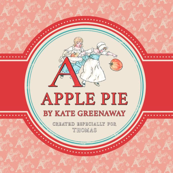 a is for apple pie cover