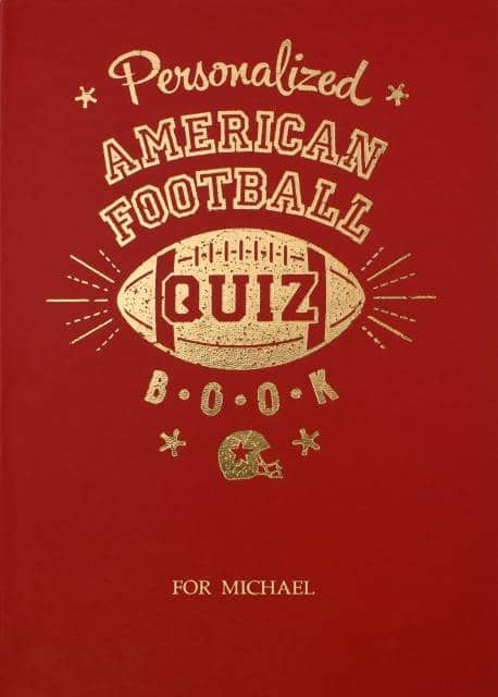 nfl quiz book