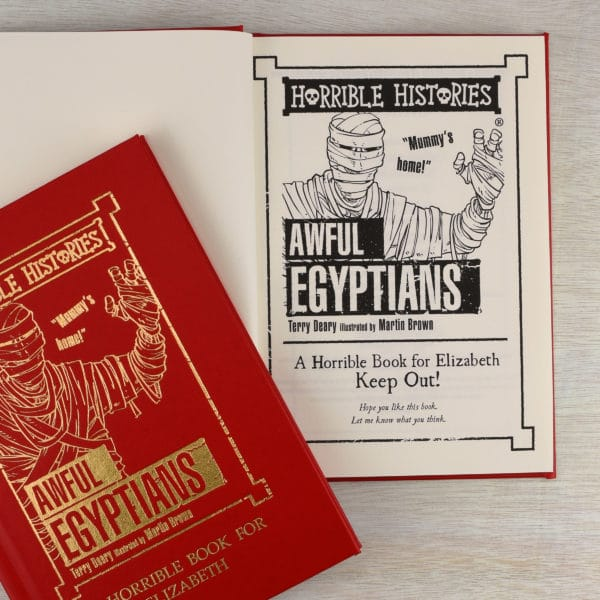 awful egyptians book