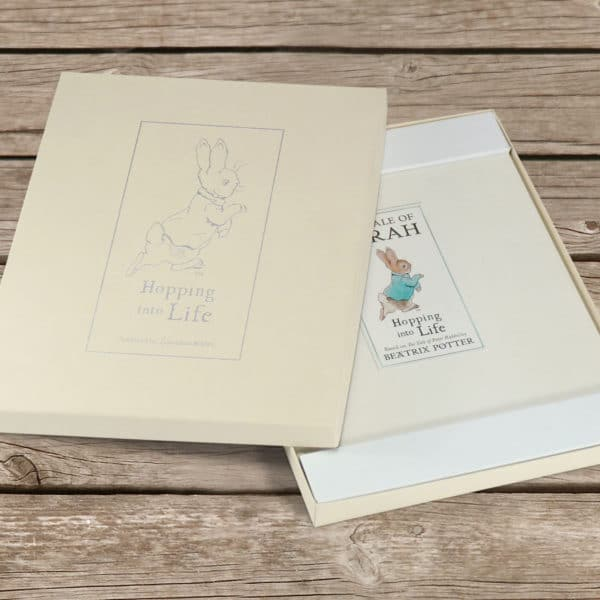 beatrix potter book in box