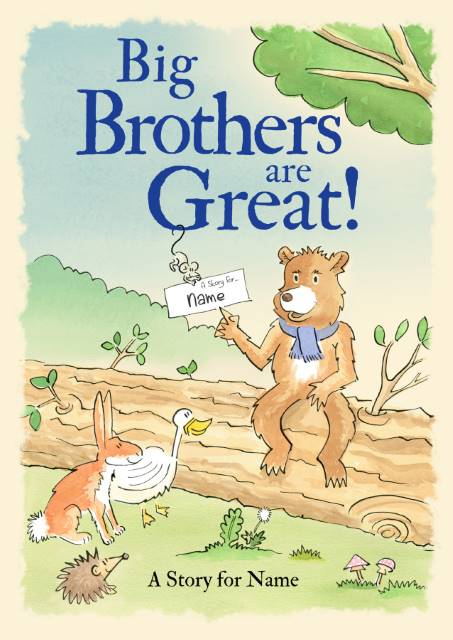 big brothers are great book