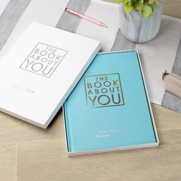 book about you gift box