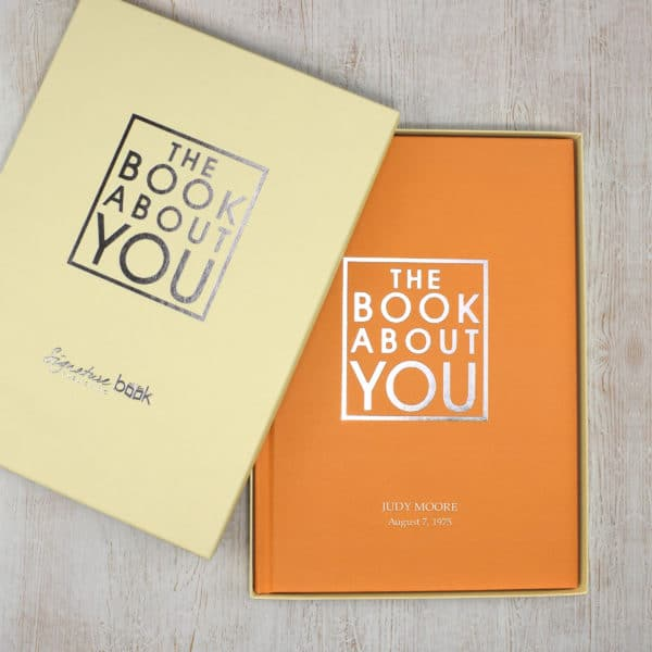 book about you