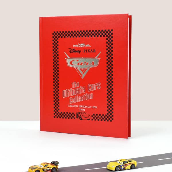 ultimate cars collection book