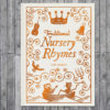 traditional nursery rhymes book