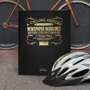 cycling history book