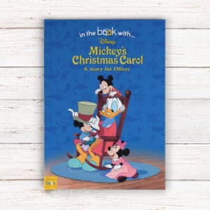 mickey's christmas carol book