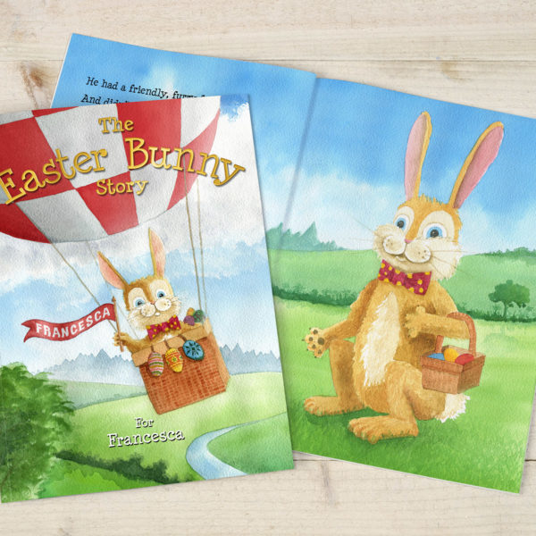 easter bunny book