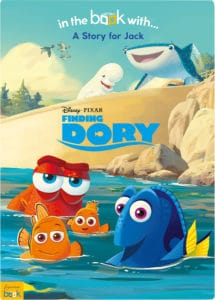personalised dory book