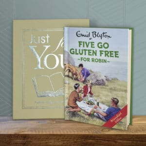 five go gluten free book