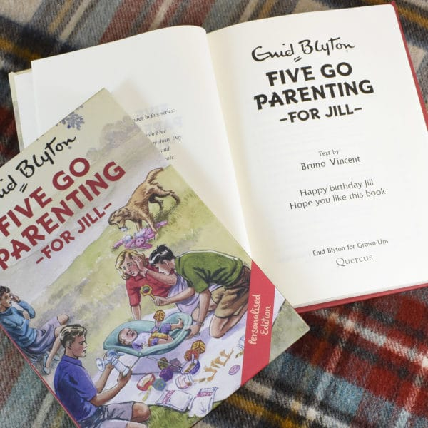 five go parenting book