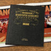 blackpool leather football book