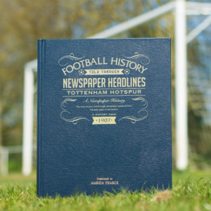 tottenham supporters book