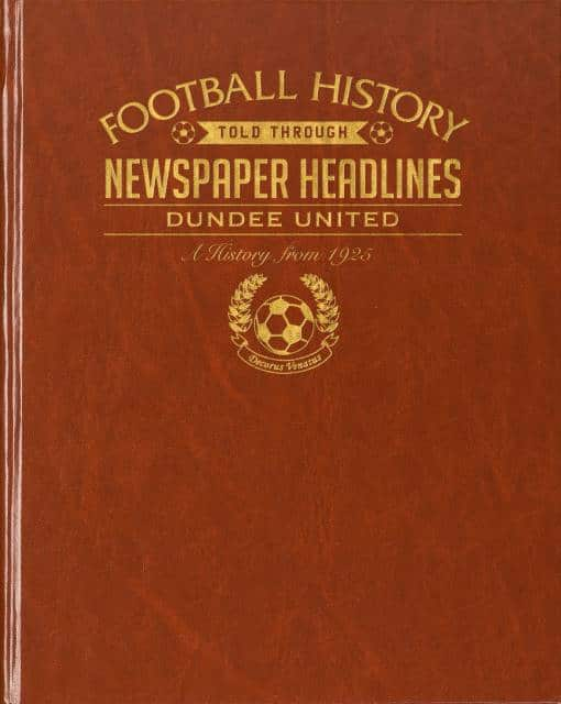 dundee united history