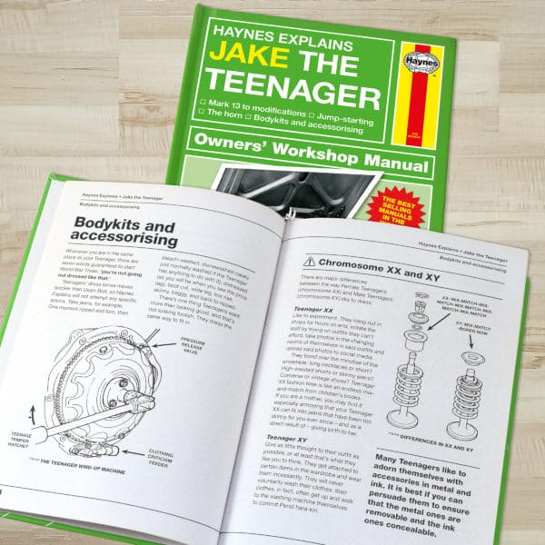 haynes explains teenagers