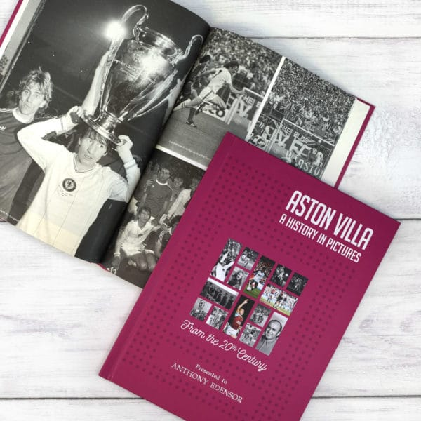 aston villa history in pictures