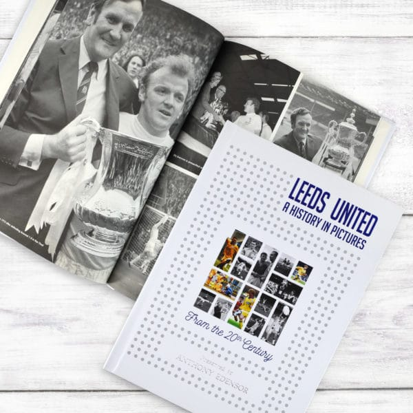 leeds united history in pictures book
