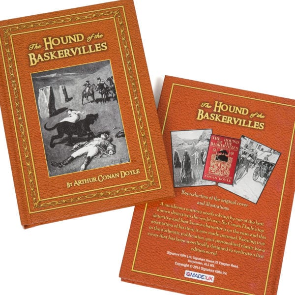 hound of the baskervilles book