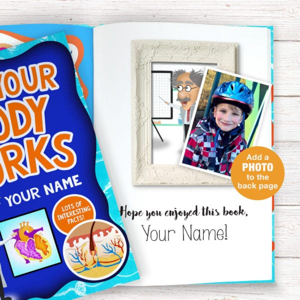 how your body works book