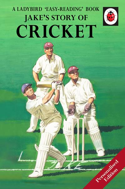 story of cricket book