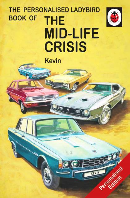 midlife crisis book
