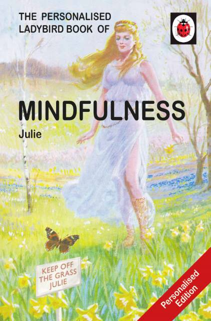 mindfulness lady bird book