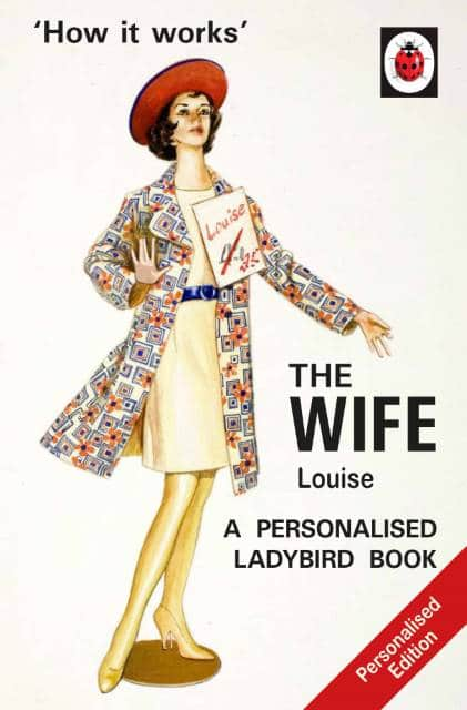 lady bird wife book