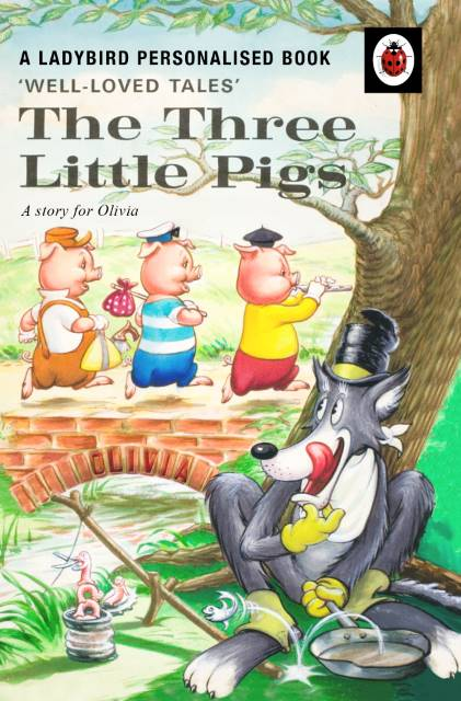 Three Little Pigs Ladybird Book
