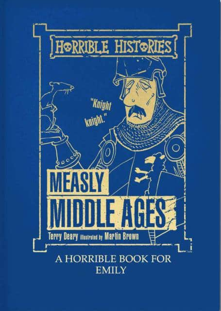 Measly Middle Ages Book