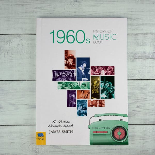 1960s Music Decade book
