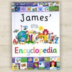 Personalised children's encyclopedia