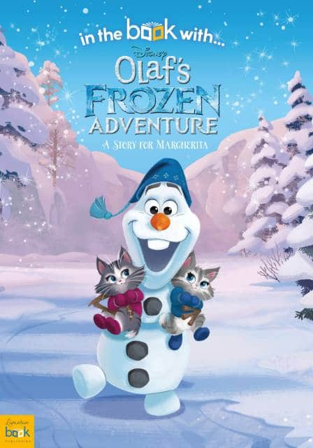 Personalised Olafs Frozen Adventure