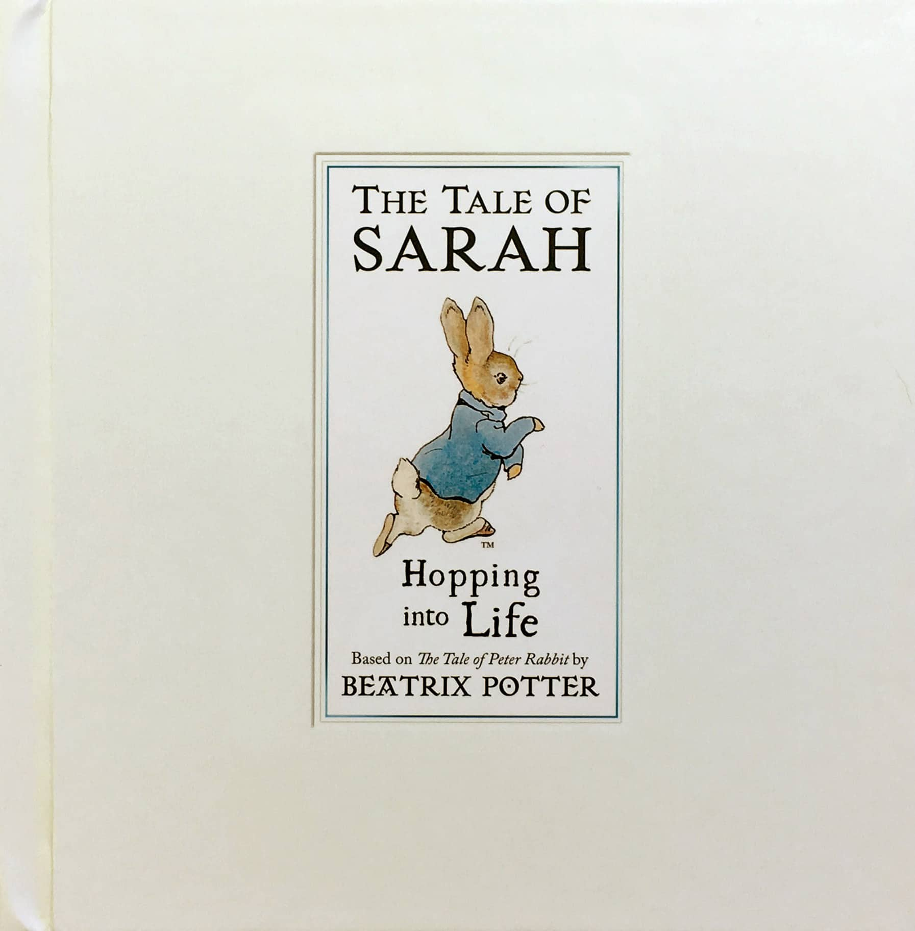 peter rabbit life book