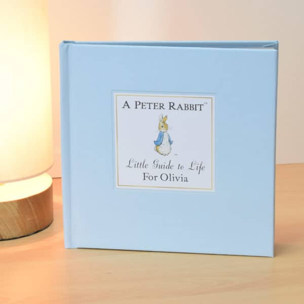 Personalised Peter Rabbit Guide to Life