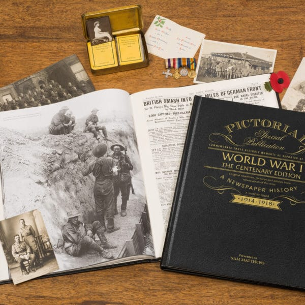 world war 1 centenary book
