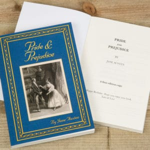Personalised Pride and Prejudice