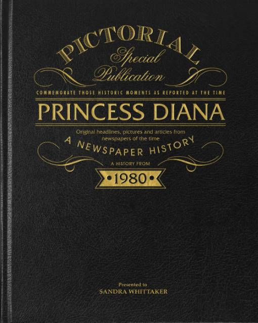 princess diana biography book