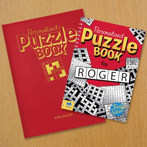 Puzzle book both edition