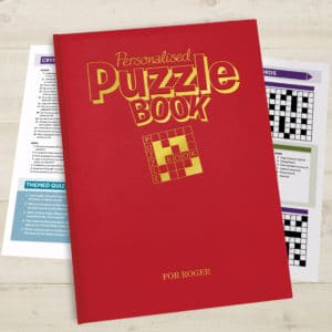 Puzzle book deluxe edition