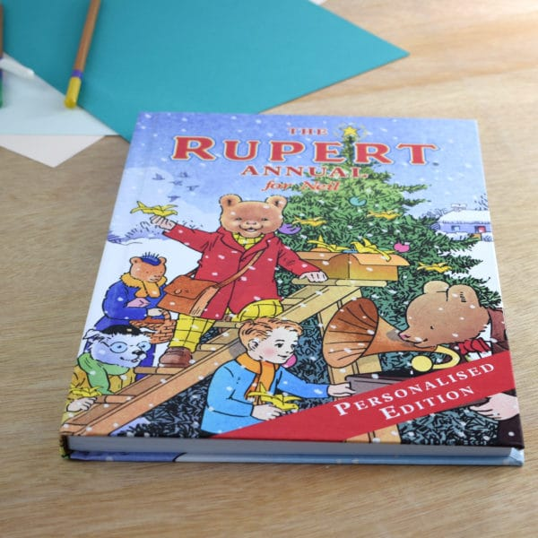 rupert the bear annual