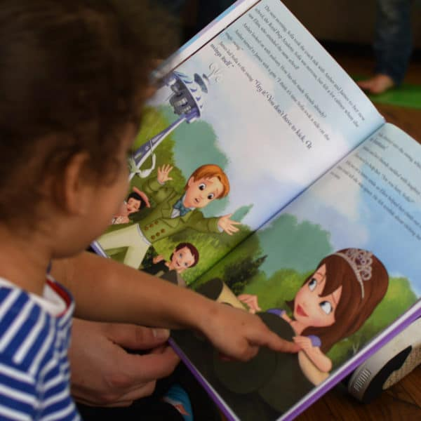 Princess Sofia the First Book