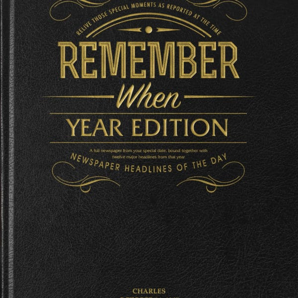 special date year book